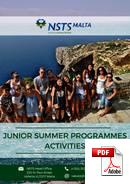 Juniorský (<18 rokov) NSTS Malta  (PDF)
