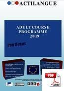 अति गहन (35 घंटे से अधिक) Actilangue (PDF)