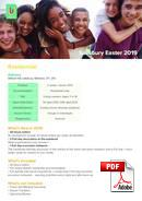 जूनियर (<18 साल) UK College of English - Easter and Summer School (PDF)