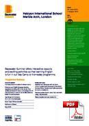 Juniorský (<18 rokov) Bayswater College (PDF)