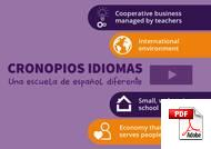 Combi: Group+Indiv Cronopios Idiomas (PDF)