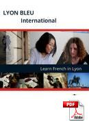 Francese & Cultura Lyon Bleu International (PDF)