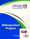 Kombinacija: skupina + individualno IMAC Spanish Language Programs (PDF)