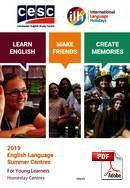 Inglese per ragazzi (6-18 anni) Colchester English Study Centre (PDF)