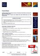 French & Tennis France Langue (PDF)