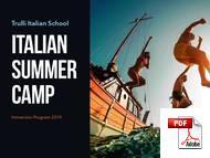 (دورة الصغار (6-18 سنوات Trulli Italian School (PDF)