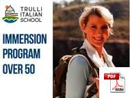 Senior (50 plus) Trulli italian School (PDF)