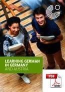 德语和文化课程 Goethe-Institut (PDF)