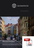 Чешский для Учителей CA Institute (PDF)