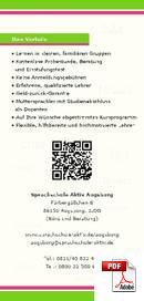 Sprachschule Aktiv (PDF)