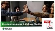 EDUCA Russian language school (PDF)