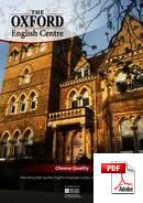 Cambridge Advanced The Oxford English Centre (PDF)
