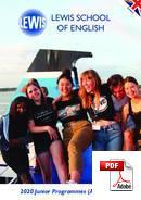 Курс для подростков (<18 лет) Lewis School of English (PDF)