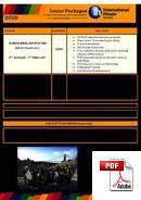 未成年人课程(18岁以下) International House  (PDF)