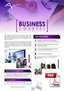 Combinazione di Lingua Standard e Business ACE English Malta (PDF)