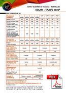 标准和商务综合团体 Institut Européen de Français (PDF)