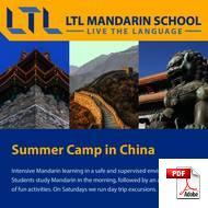 Otroški tečaj (6 - 18 let) LTL Mandarin School (PDF)