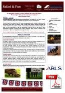 دوره جوانان (6-18 سال) Anglophiles Fun Coast Summer Shool (PDF)
