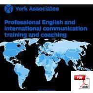 Businesskurs  York Associates (PDF)