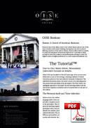 Einzelunterricht OISE (PDF)
