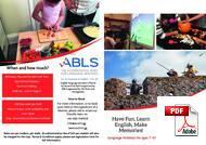 Nyelvkurzus gyerekeknek (6-18 év) Accent Language School (PDF)