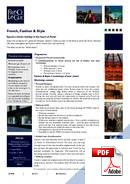 French for Fashion France Langue Paris Notre Dame (PDF)