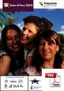 西班牙语等级考试(DELE) Hispania, escuela de español (PDF)