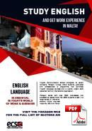 Inglese & Inserimento nel Mondo del Lavoro English Communication School (PDF)