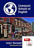 Cambridge - pokročilý Liverpool School of English (PDF)