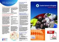 IELTS Castle School of English (PDF)