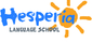 Hesperia Language School logo