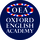 Логотип Oxford English Academy