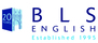 BLS English  logo