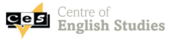 logo Centre of English Studies (CES)