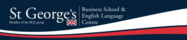 St George's Business and English Language School logo