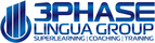 3PHASE Lingua Group logo
