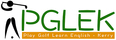Logotipo de la escuela PGLEK Play Golf Learn English Kerry