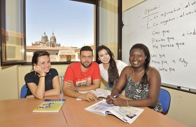 Enforex salamanca language school