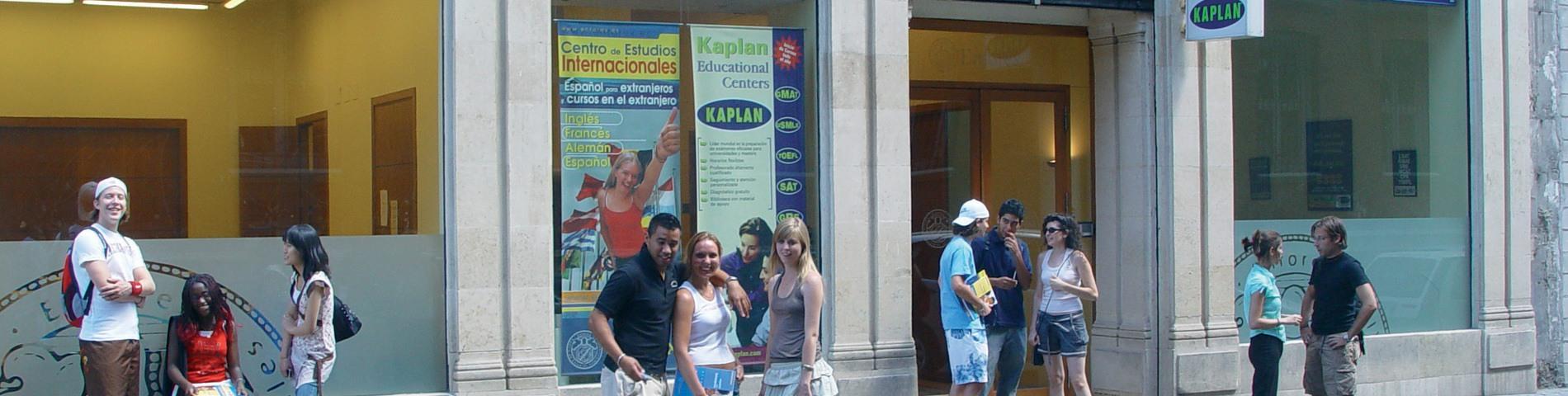 Madrid enforex spanish language school