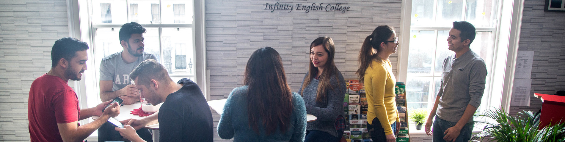Infinity English College foto 1