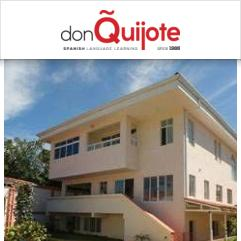 Don Quijote / Academia Columbus, Santo Domingo de Heredia