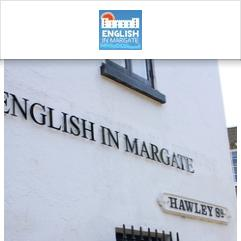 English in, Margate