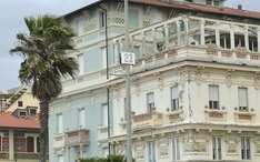 Nejlepší destinace: Viareggio (miniatura města)