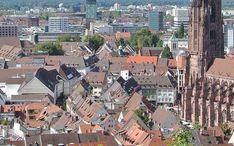En Popüler Varış Noktaları: Freiburg (şehir küçük resmi)