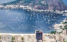 Top-Reiseziele: Rio de Janeiro (Miniaturansicht der Stadt)