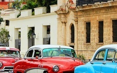 Top destinationer: Havana (By miniaturebillede)
