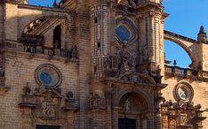 Legnépszerűbb célállomások: Jerez de la Frontera (A város kicsinyített nézete)