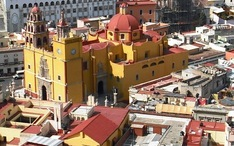 Top destinationer: Guanajuato (By miniaturebillede)