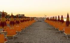 Legnépszerűbb célállomások: Rimini (A város kicsinyített nézete)