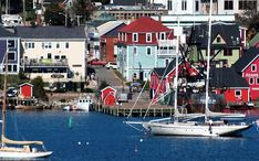 Top destinationer: Lunenburg (By miniaturebillede)